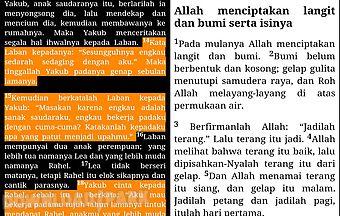 Alkitab - indonesianbible