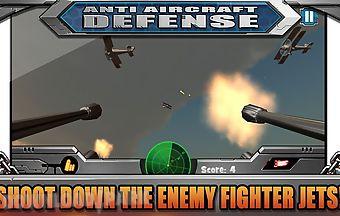 Anti aircraft defense