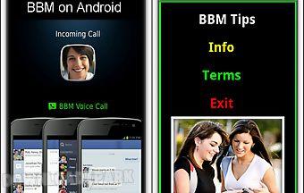 Bbm tips