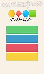 color dash