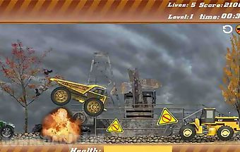 Crazy truck racing hd