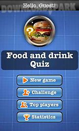 food and drink quiz free