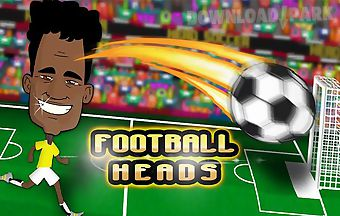 Football heads - soccer game