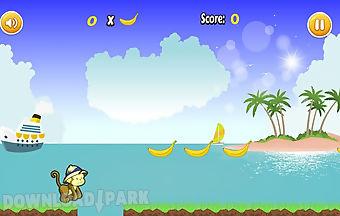 Monkey beach run