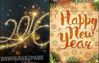New year 2016 by wallpaper qhd