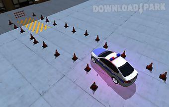 Police academy 3d driver