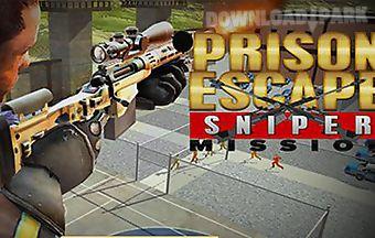 Prison escape: sniper mission