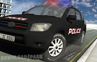 Russian police crime simulator