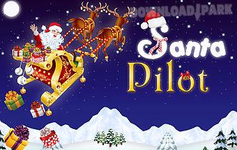 Santa pilot