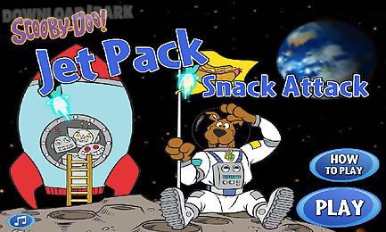Scooby doo jet pack snack attack Android Game free download