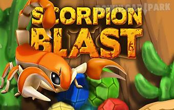 Scorpion blast zuma