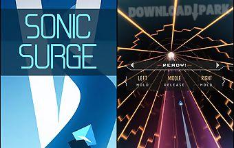 Super sonic surge Android Juego gratis descargar Apk
