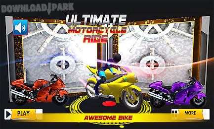 ultimate motorcycle rider