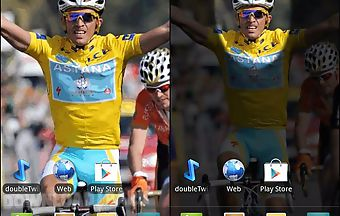 Alberto contador live wallpaper