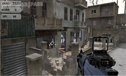 anti terror forcesniper game