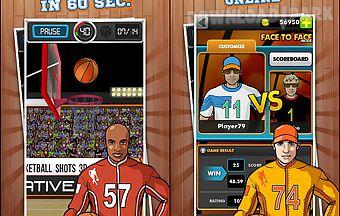 Basketball shots 3d 2012