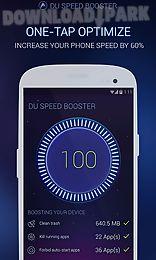 du speed booster丨cache cleaner