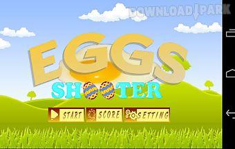 Eggs shooter