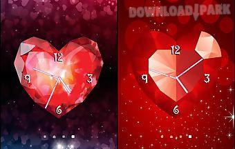 Hearts сlock