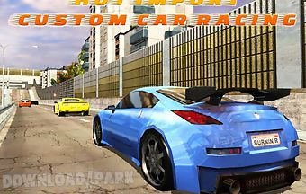Hot import: custom car racing