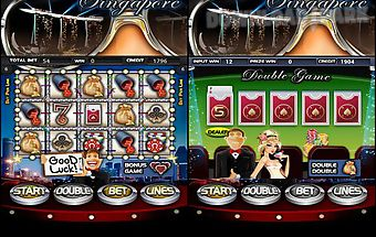 Singapore slot machines