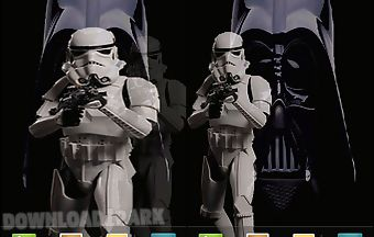 Star wars dark side live wallpap..