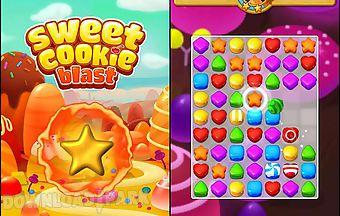 Sweet cookie blast