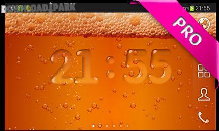 beer & battery level lwp