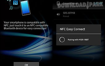 Nfc easy connect