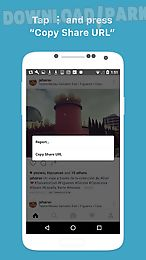 Repost and save for instagram Android App free download in Apk