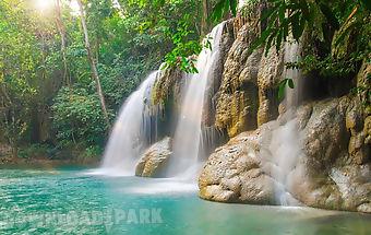 Waterfall photo backgrounds