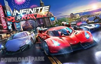 Infinite racer: dash and dodge