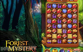 Mystery forest match