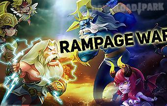 Rampage war