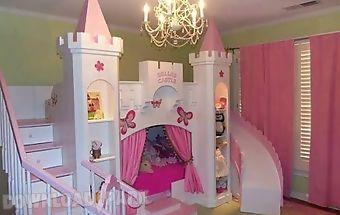 Castle theme bedroom