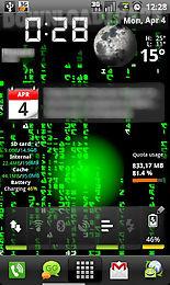 live wallpaper of matrix