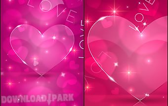 Love hearts 3d live wallpaper android live wallpaper free download love hearts live wallpaper altavistaventures