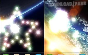 Supernova live wallpaper free