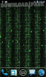 digital matrix live wallpaper