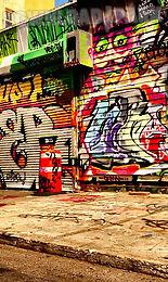 graffiti live wallpaper