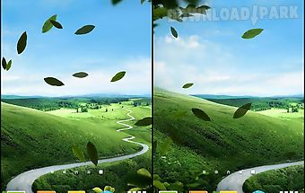 Nature live wallpaper