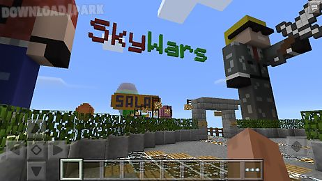 Sky wars map for minecraft pe Android Anwendung Kostenlose ...