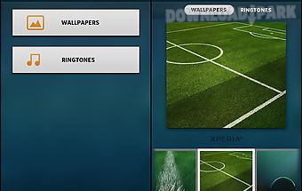 Xperia™ football downloads