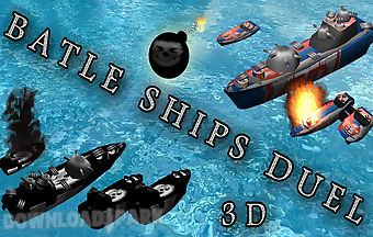 Battle ships duel