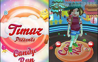 Candy run 3d