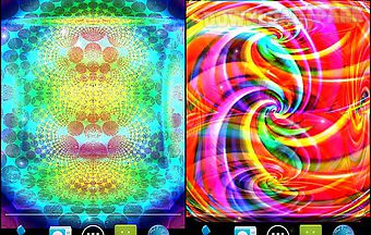 Trippy Weed Live Wallpaper Android Free Download In Apk