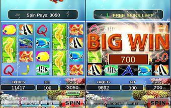 Slot machine : goldfish slots