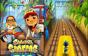 Subway surfers: world tour rio