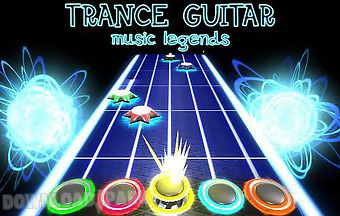 Trance guitar music legends