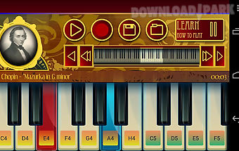 Best piano lessons chopin